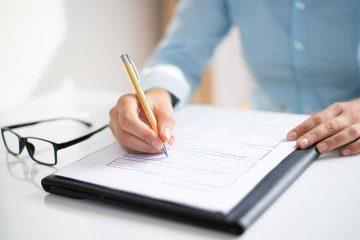 contract 360x240 - نحوه نوشتن متن قرارداد و چگونگی تنظیم قراردادها
